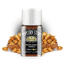 Dreamods - Popcorn Story No.68 Aroma Concentrato 10 ml