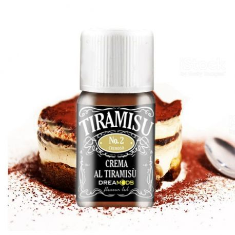 Dreamods - Tiramisu No.2 Aroma Concentrato 10 ml