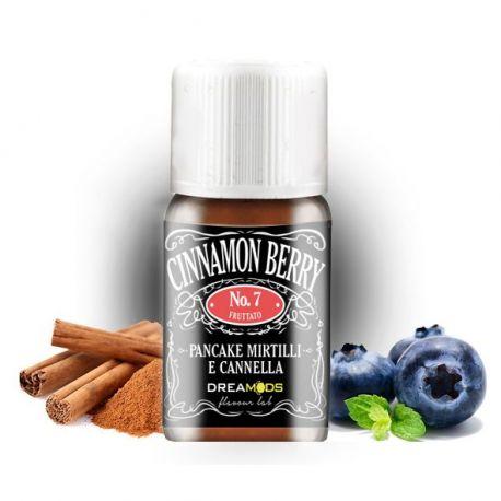 Dreamods - Cinnamon Berry No.7 Aroma Concentrato 10 ml