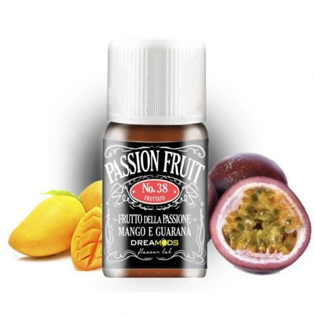 Dreamods - Passion Fruit No.38 Aroma Concentrato 10 ml