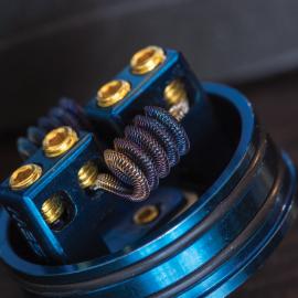 Breakill's Alien Lab - Premium Coils MS (Mohawk Stitched alien)