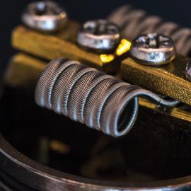 Breakill's Alien Lab - Premium Coils FSA (Framed stapled alien)