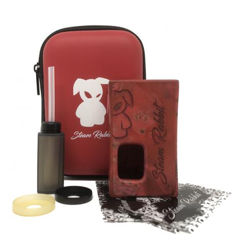 Steam Rabbit - Resin Wood Red BF Mod