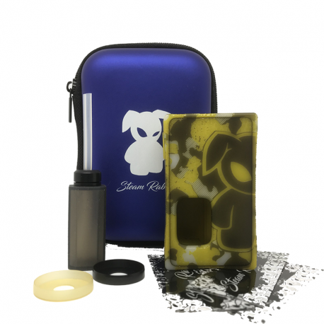 Steam Rabbit - 3D Yellow BF Mod