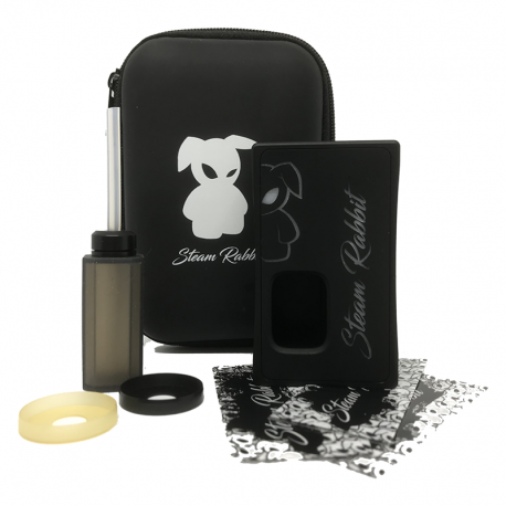 Steam Rabbit - 3D Black BF Mod