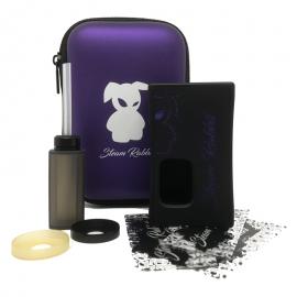 Steam Rabbit - 3D Black/Purple BF Mod