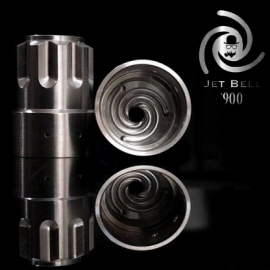 The Vaping Gentlemen Club - Jet Bell per '900 (Novecento) BF RDA