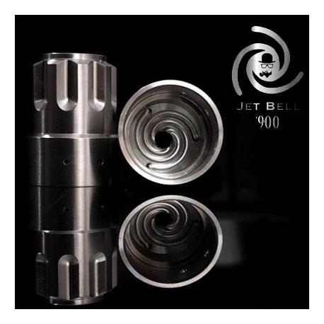 The Vaping Gentlemen Club - Jet Bell per '900 (Novecento) BF RDA
