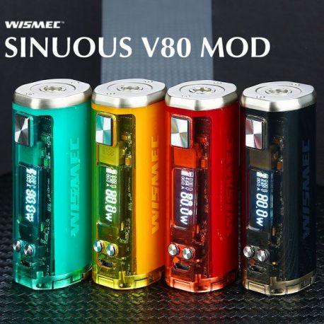 Wismec - Sinous V80 MOD 80W
