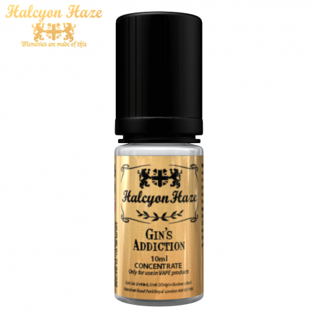 Halcyon Haze - Aroma Concentrato Gin's Addiction 10ML