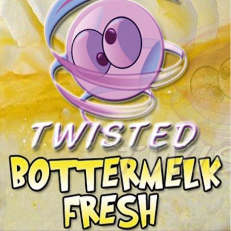 Twisted - Bottermelk Fresh Aroma 10ML