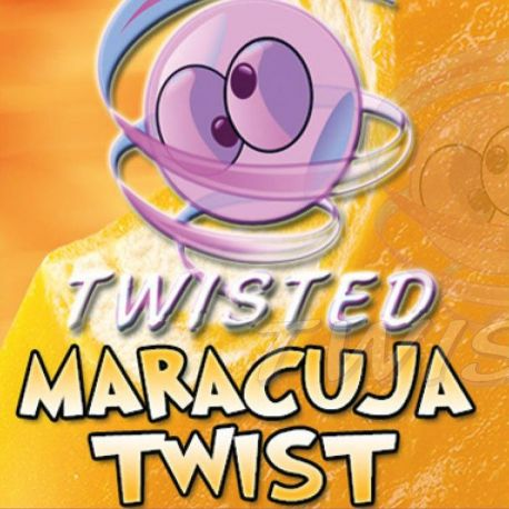 Twisted - Maracuja Twist Aroma 10ML