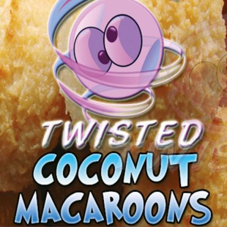 Twisted - Coconut Macaroons Aroma 10ML