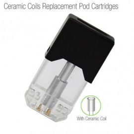 Pod Compatibile YuuL Ceramic Coil