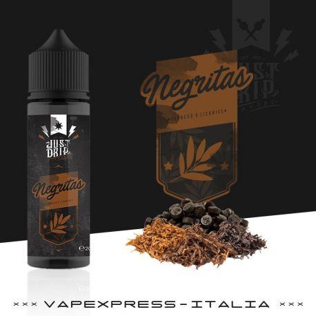 Just Drip Flavors - Negritas (Scomposto) 20ML