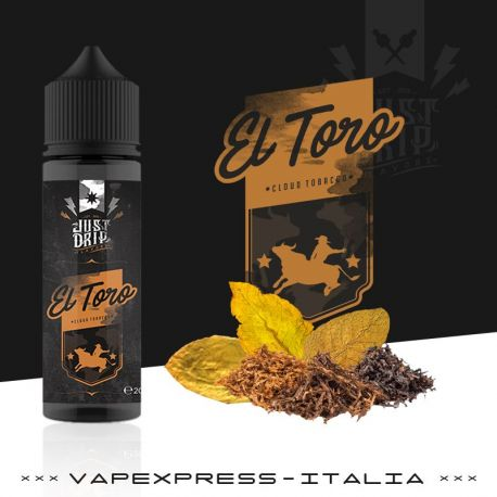 Just Drip Flavors - El Toro (Scomposto) 20ML