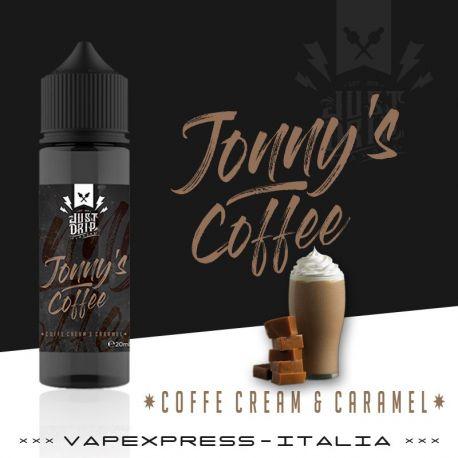 Just Drip Flavors - Jonny's Coffee (Scomposto) 20ML