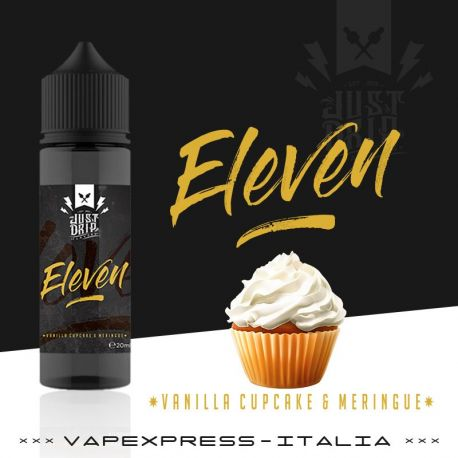 Just Drip Flavors - Eleven (Scomposto) 20ML