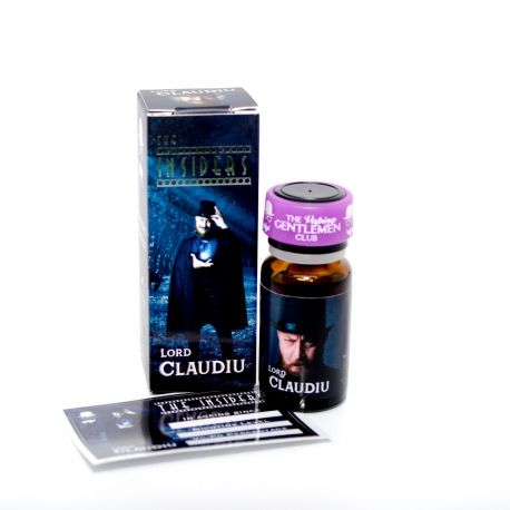 The Vaping Gentlemen Club - Aroma Lord Claudiu 11ML