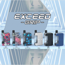 Joyetech - Exceed Grip Full pod Kit