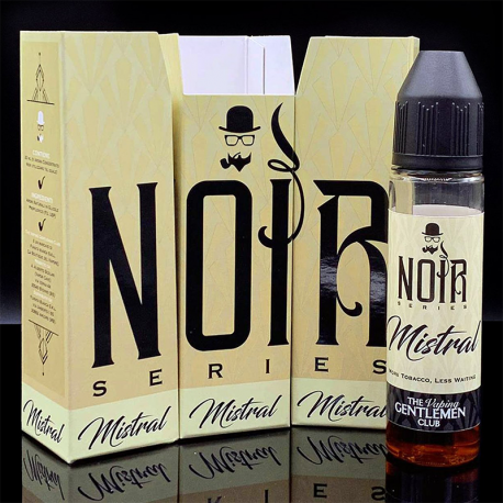The Vaping Gentlemen Club - Mistral Noir (Scomposto) 20ML