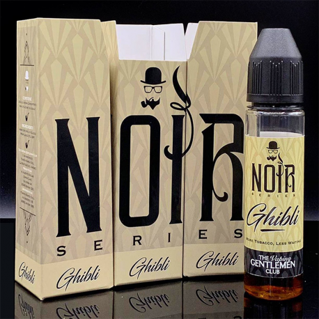 The Vaping Gentlemen Club - Ghibli Noir (Scomposto) 20ML