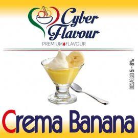 Cyber Flavour - Aroma Crema Banana 10ML
