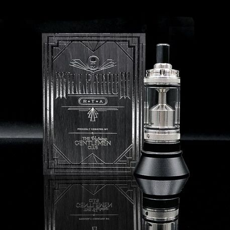 [PRE-ORDER] The Vaping Gentlemen Club - Millennium RTA