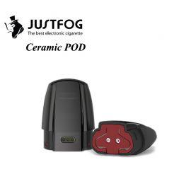 Justfog - Ceramic POD Minifit (3Coil)