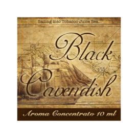 Blendfeel - Black Cavendish 10ML