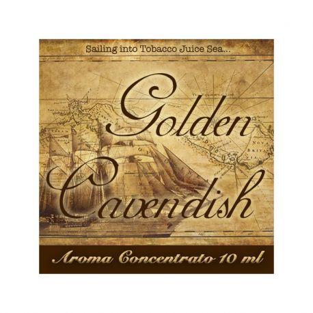 Blendfeel - Golden Cavendish 10ML