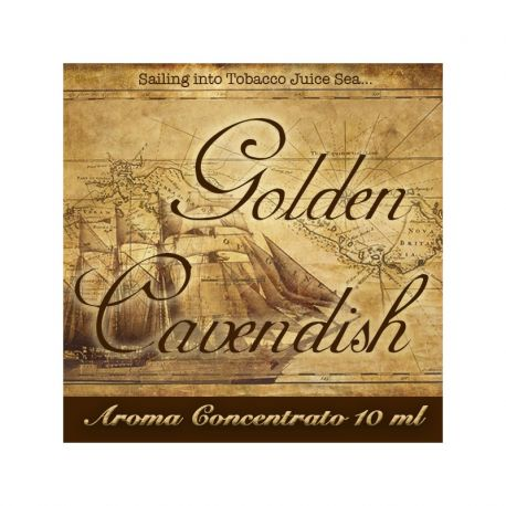 Blendfeel - Golden Cavendish 10ML