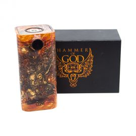 Vaperz Cloud - Hammer of God v.3 Stabwood Limited Orange
