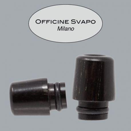Officine Svapo Milano - Drip Tip Mod. ARGO Legno EBANO
