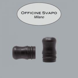 Officine Svapo Milano - Drip Tip Mod. OFFICINE Grigio Scuro Madreperla