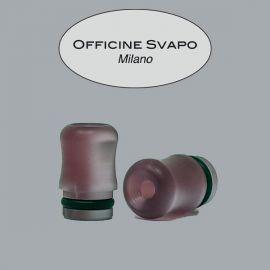 Officine Svapo Milano - Drip Tip Mod. OFFICINE Metacrilato Viola Madreperla