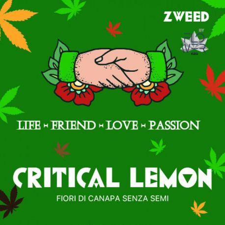 ZWEED By Hempmotive - Critical Lemon 1gr.