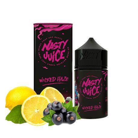 Nasty Juice - Wiched Haze Blackcurrant e Limonata (Scomposto) 20ML