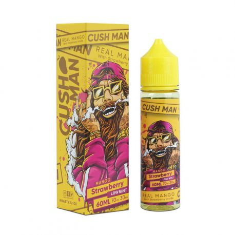 Nasty Juice - Cush Man Strawberry (Scomposto) 20ML