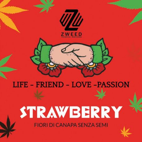 ZWEED - Strawberry Kush 1Gr.