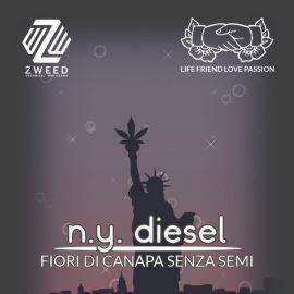 ZWEED - N.Y. Diesel 1Gr.