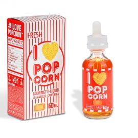 Mad Hatter - I Love Popcorn 50ML