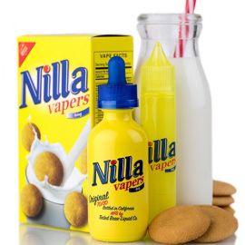 Tinted Brew Liquid Co. - Nilla Vapers 50ML