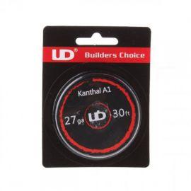 UD Roll Coils Kanthal 27GA (0.30mm) 10m