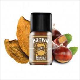 Dreamods - Aroma Concentrato No.91 Brown 10ml