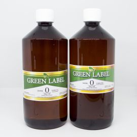 Pink Mule - Green Label Base Scomposta 1000ml 50PG / 50VG