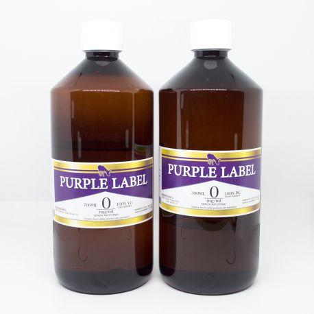 Pink Mule - Purple Label Base Scomposta 1000ml 70PG / 30VG