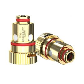 Wismec - Resistenze R80 WV01 Single 0.8ohm Coil 5pcs