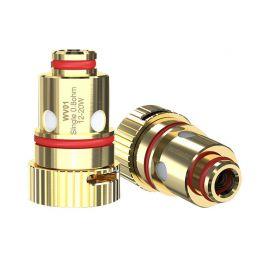 Wismec - Resistenze R80 WV01 Single 0.8ohm Coil 5pcs