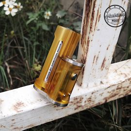 Ambition Mod x Sunbox & R.s.s Mod - Easy 60 Yellow Frosted